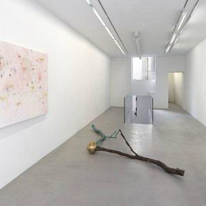 Pier Paolo Calzolari, Latifa Echakhch, Douglas Gordon, Jannis Kounellis, Alicja Kwade, Claude Lévêque @kamel mennour, r. du Pont de Lodi, Paris  - GalleriesNow.net