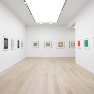 Anni Albers: Connections: Prints 1963 - 1984 @Alan Cristea Gallery, London  - GalleriesNow.net