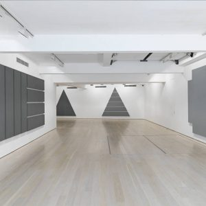 Alan Charlton: Grey Paintings @Annely Juda Fine Art, London  - GalleriesNow.net