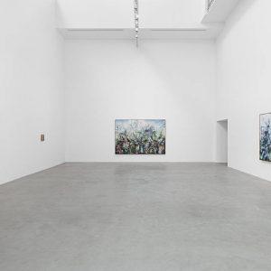 Ali Banisadr: The World Upside Down @Blain Southern, Potsdamer Str., Berlin  - GalleriesNow.net