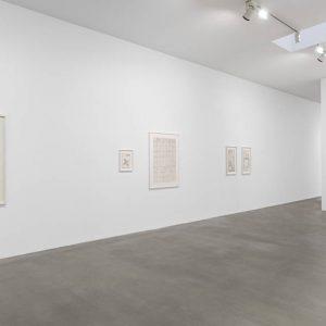 Herbert Zangs: Less is More @Blain|Southern, Potsdamer Str., Berlin  - GalleriesNow.net