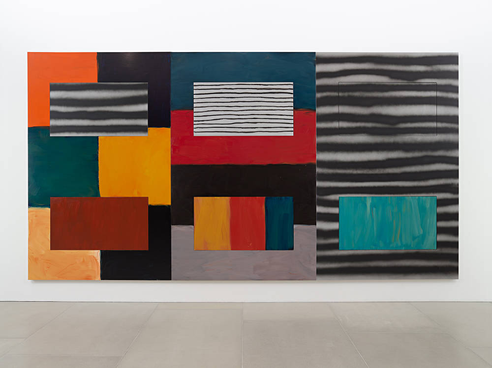 Blain Southern London Sean Scully 3