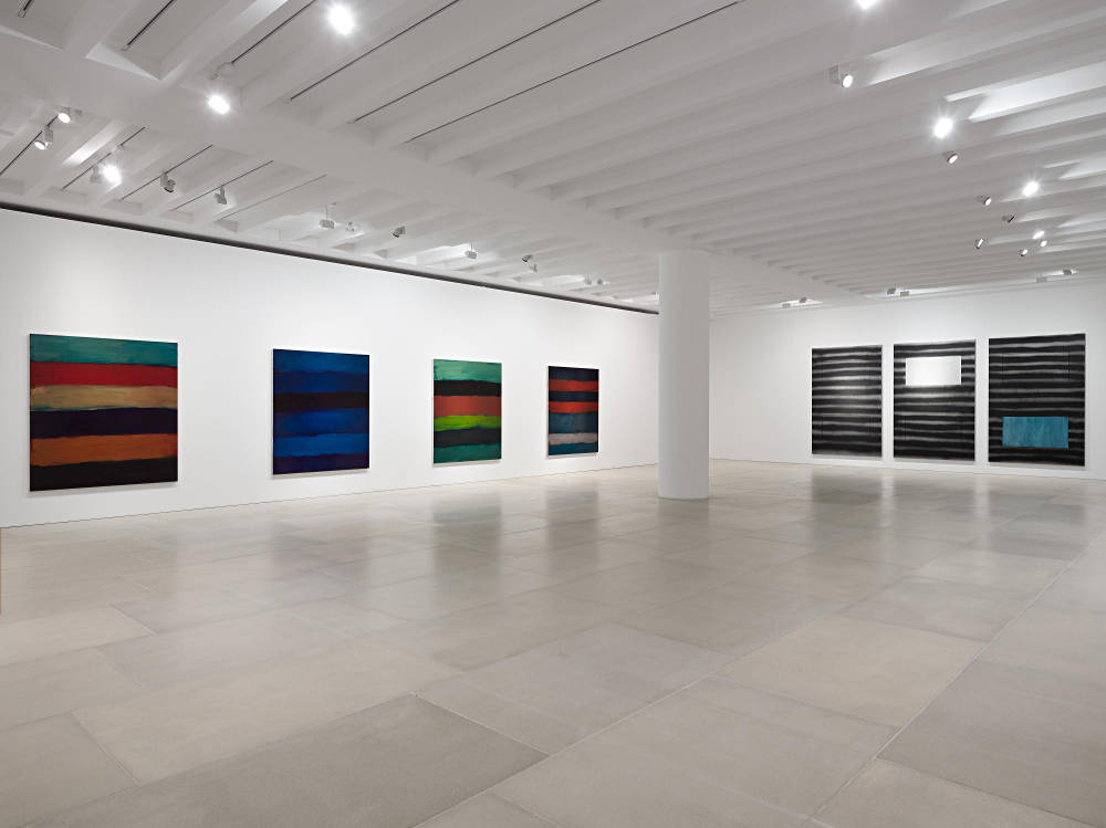Blain Southern London Sean Scully 5