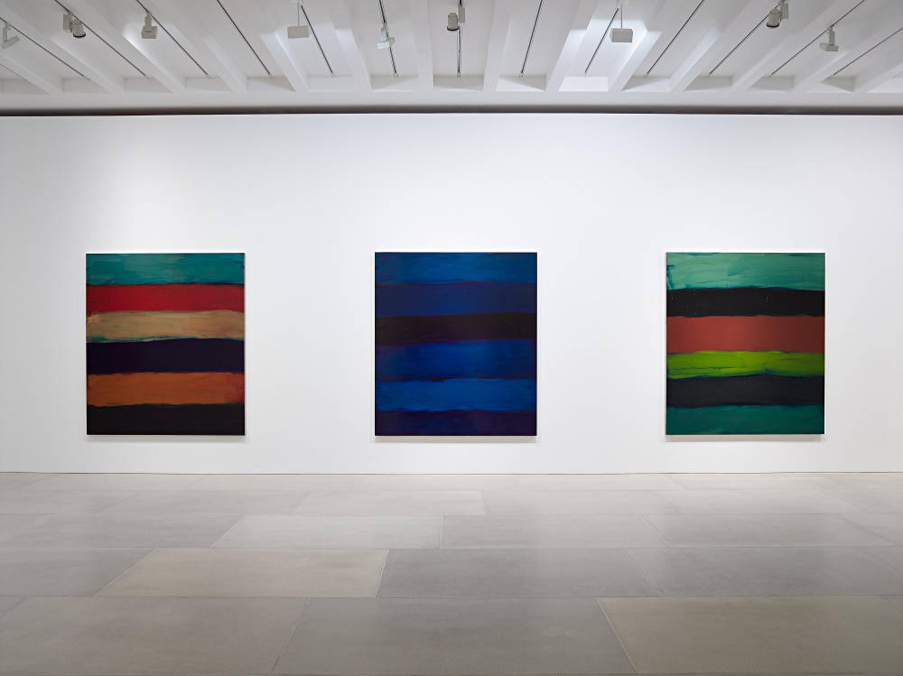 Blain Southern London Sean Scully 6