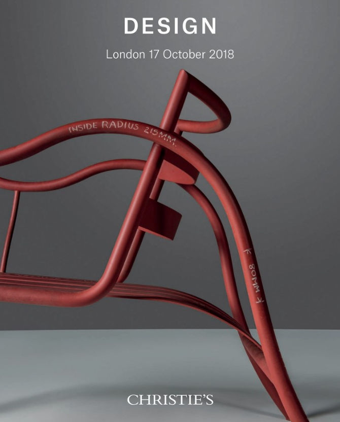 Christies London Design