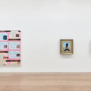 Kerry James Marshall: History of Painting @David Zwirner, London, London  - GalleriesNow.net