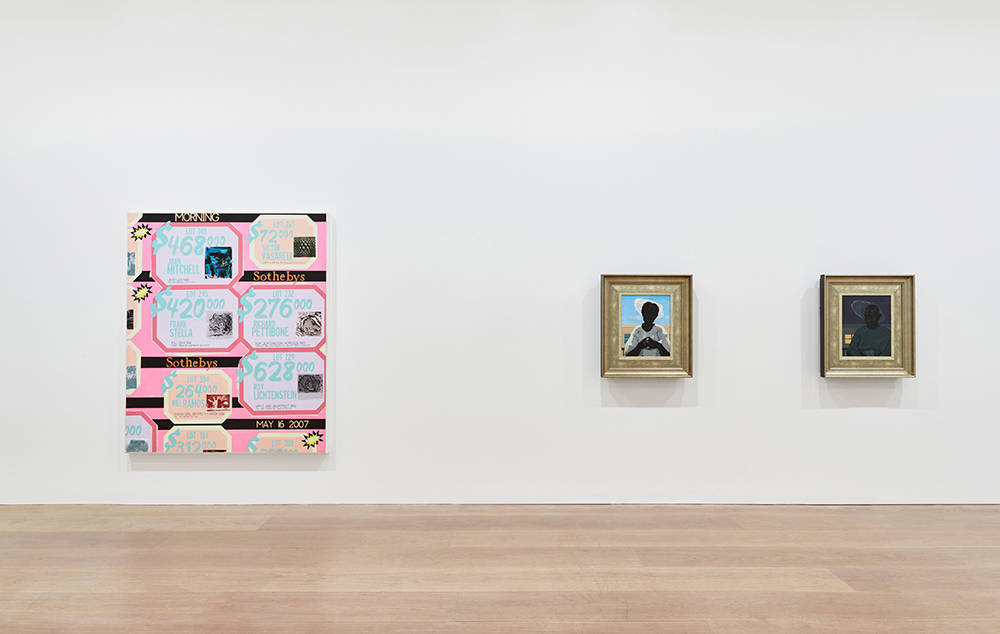 David Zwirner London Kerry James Marshall 1