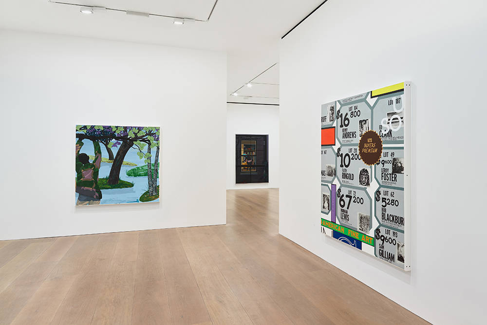 David Zwirner London Kerry James Marshall 2