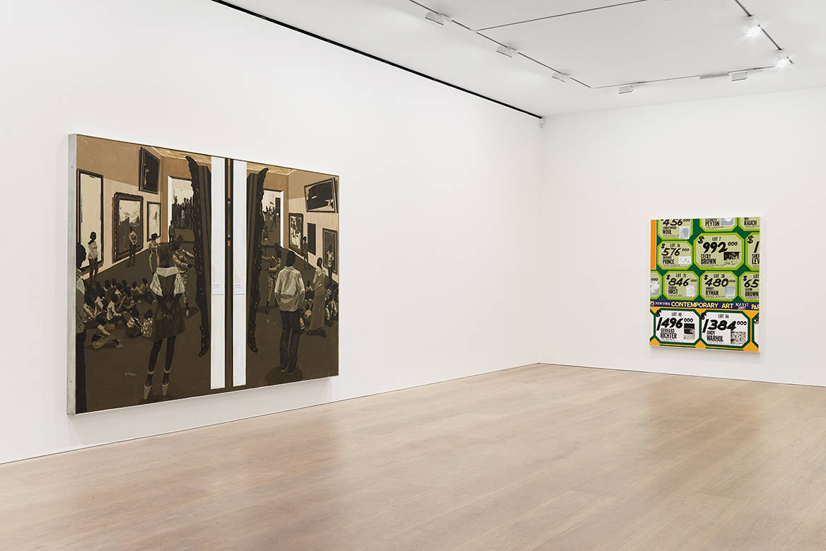 David Zwirner London Kerry James Marshall 3