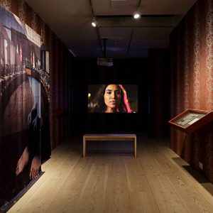 Noor Afshan Mirza and Brad Butler: The Scar @Delfina Foundation, London  - GalleriesNow.net