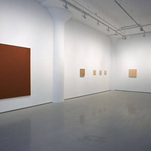 Marcia Hafif Remembered @Fergus McCaffrey, New York  - GalleriesNow.net
