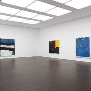 Joe Bradley: Day World @Gagosian Grosvenor Hill, London  - GalleriesNow.net