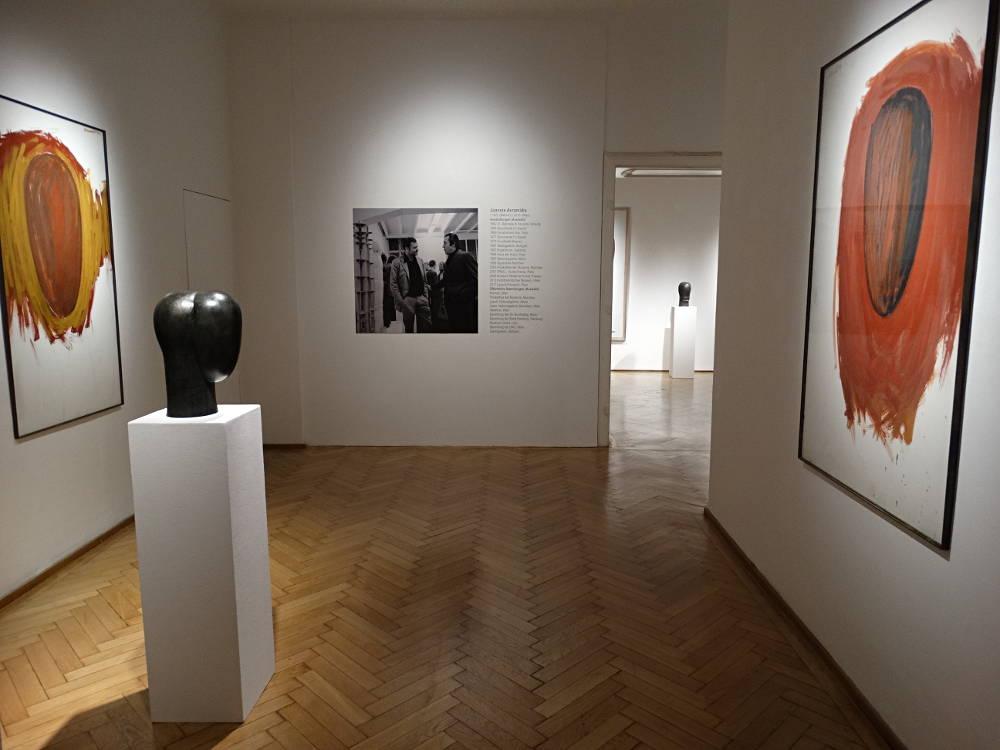 Galerie Ernst Hilger Joannis Avramidis 1