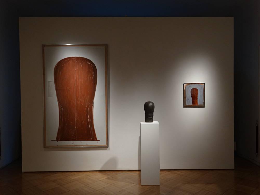 Galerie Ernst Hilger Joannis Avramidis 2