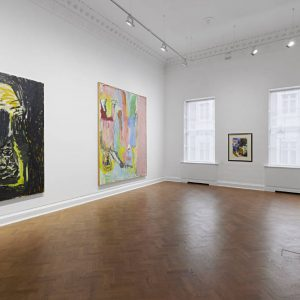 Georg Baselitz: A Focus on the 1980s @Galerie Thaddaeus Ropac, London, London  - GalleriesNow.net