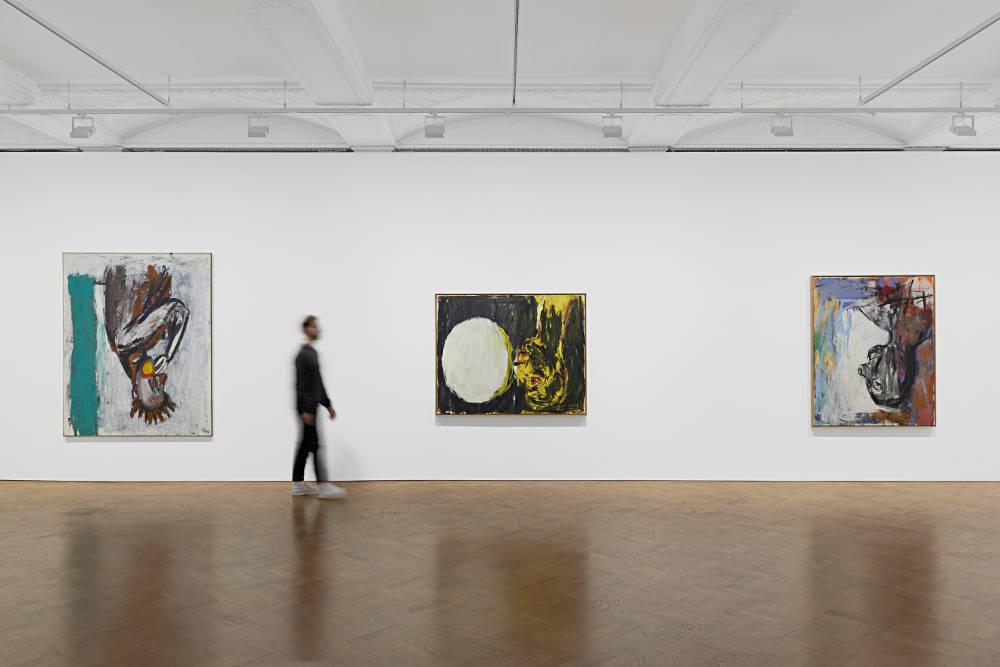 Galerie Thaddaeus Ropac London Georg Baselitz 2