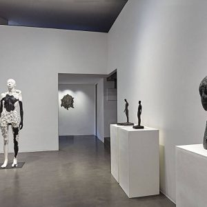 Aron Demetz: Regeneration @Galleria Anna Marra, Rome  - GalleriesNow.net