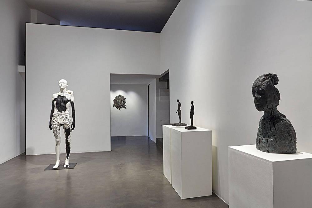 Galleria Anna Marra Aron Demetz 1