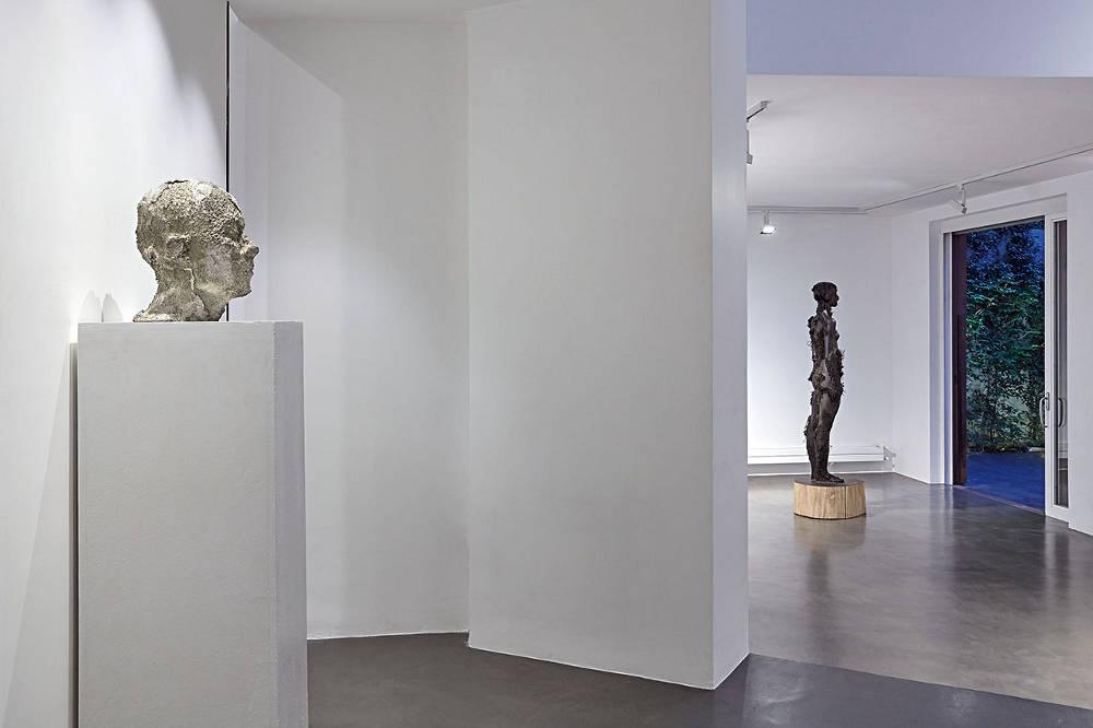 Galleria Anna Marra Aron Demetz 2