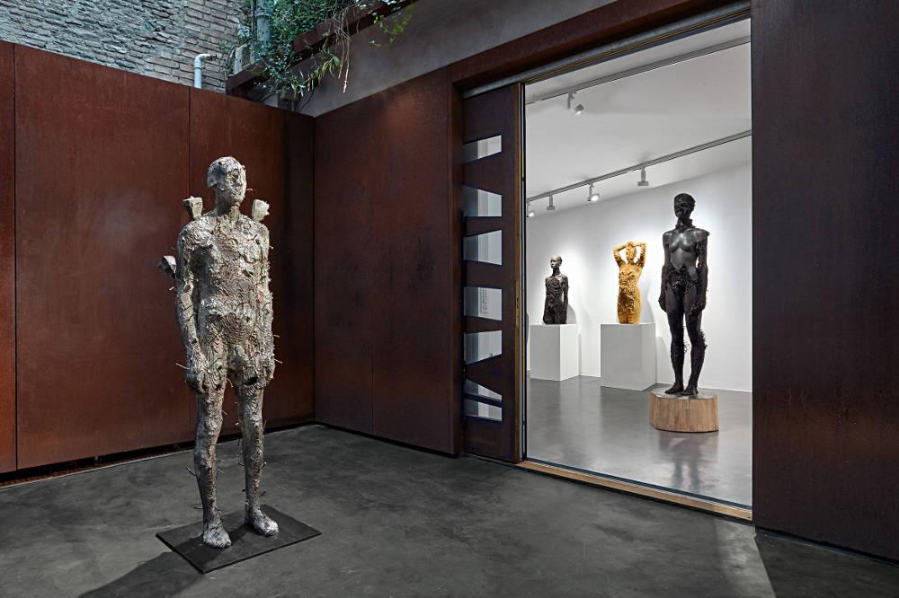 Galleria Anna Marra Aron Demetz 4