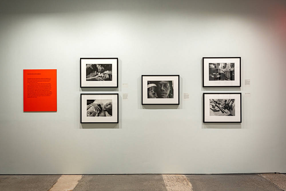 International Center of Photography ICP Museum Eugene Richards 2