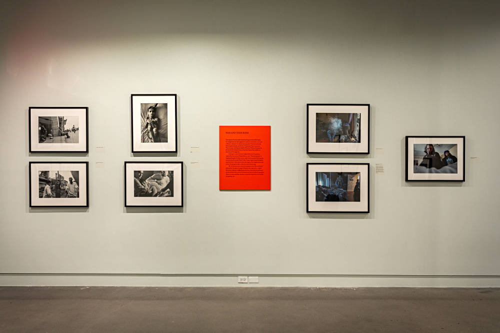 International Center of Photography ICP Museum Eugene Richards 5