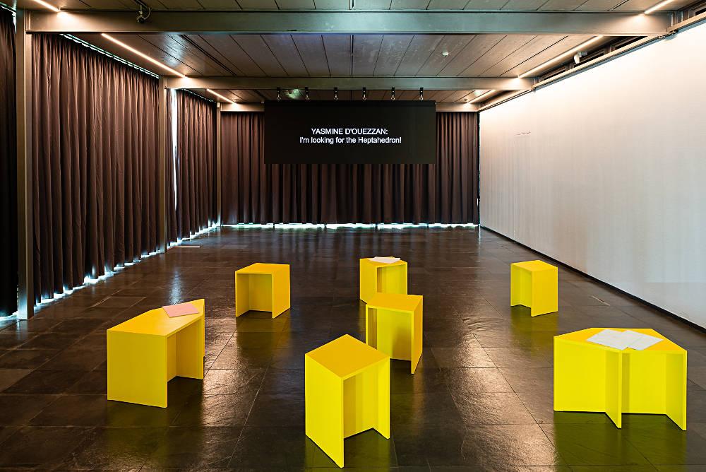 Kunsthalle Wien Karlsplatz Saadane Afif 2