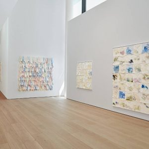 Liza Lou: Classification and Nomenclature of Clouds @Lehmann Maupin W 24 St, New York  - GalleriesNow.net