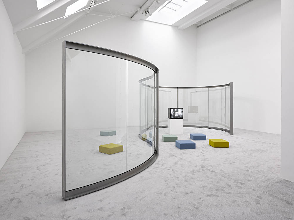 Lisson Gallery London Dan Graham 2