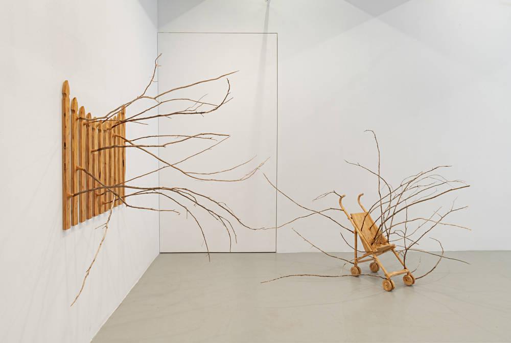 Lisson Gallery New York Hugh Hayden 4