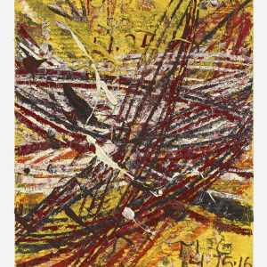 Mark Grotjahn: New Capri, Capri, Free Capri @Gagosian West 24th St, New York  - GalleriesNow.net