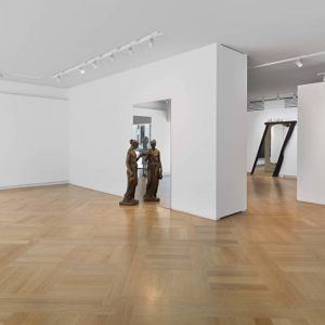 Michelangelo Pistoletto: Origins and Consequences @Mazzoleni, London  - GalleriesNow.net