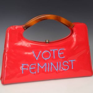 Michele Pred: Vote Feminist @Nancy Hoffman Gallery, New York  - GalleriesNow.net