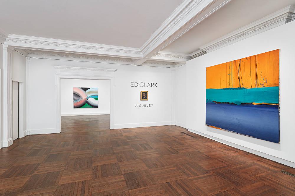 Mnuchin Gallery Ed Clark 1