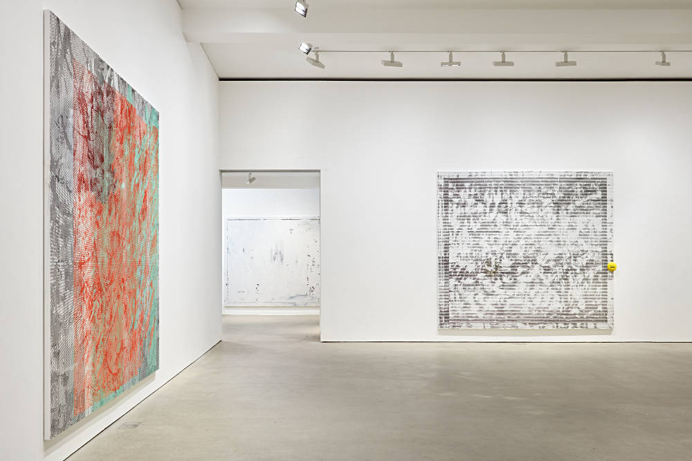 Modern Art Vyner Street Jacqueline Humphries 3