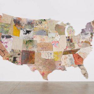 Nate Lowman: Never Remember @Gagosian Madison Avenue, New York  - GalleriesNow.net