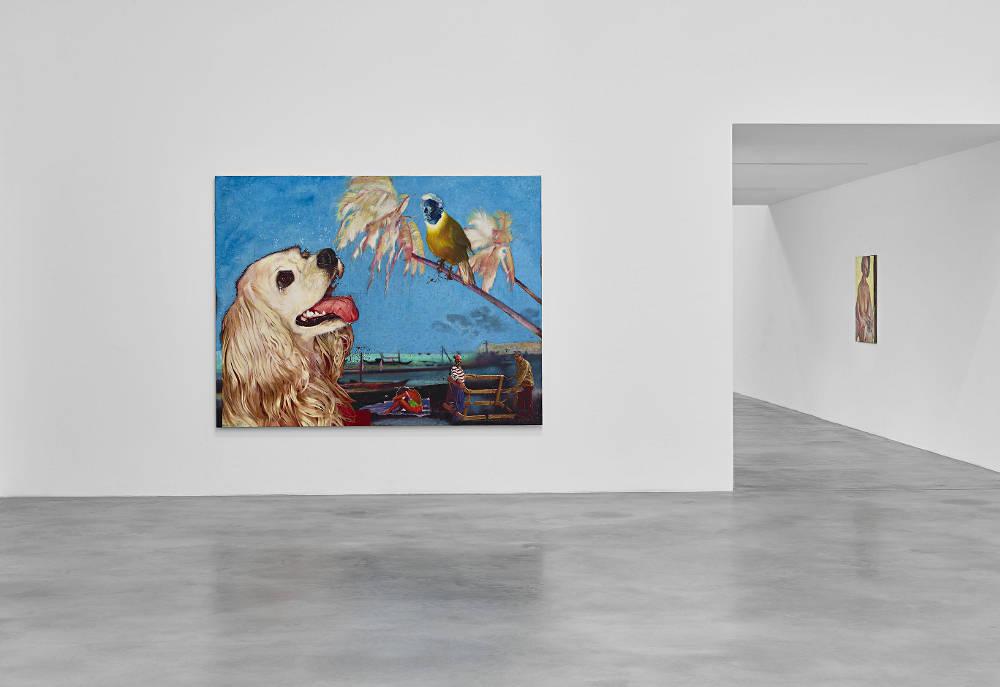 Newport Street Gallery Martin Eder 4