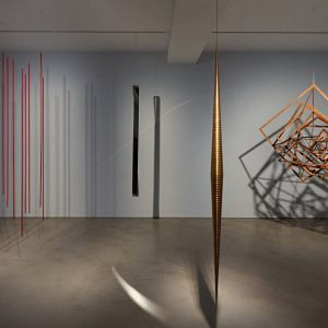 Suspension - A History of Abstract Hanging Sculpture 1918 - 2018 @Olivier Malingue, London  - GalleriesNow.net