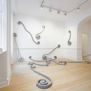 Eliseo Mattiacci: Roma @Richard Saltoun, London  - GalleriesNow.net