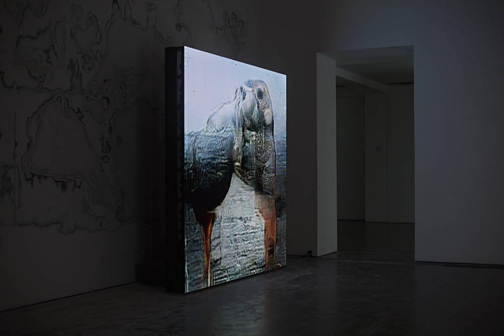 Serpentine Gallery Pierre Huyghe 1