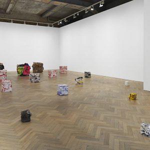 Michael Landy: Scaled-Down @Thomas Dane Gallery, London  - GalleriesNow.net