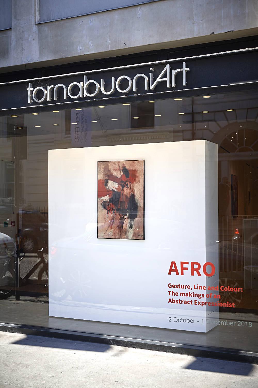 Tornabuoni Art London Afro 4