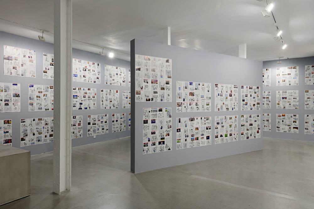 VNH Gallery Mircea Cantor 1