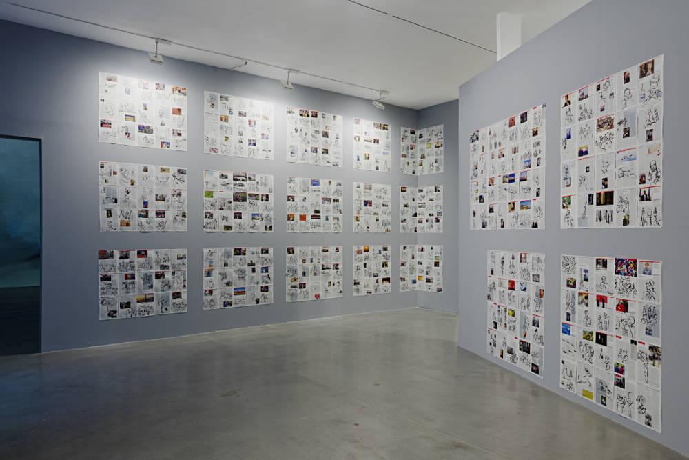 VNH Gallery Mircea Cantor 2