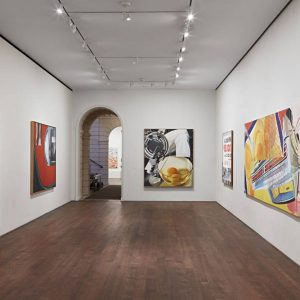 James Rosenquist: His American Life @Acquavella Galleries, New York  - GalleriesNow.net