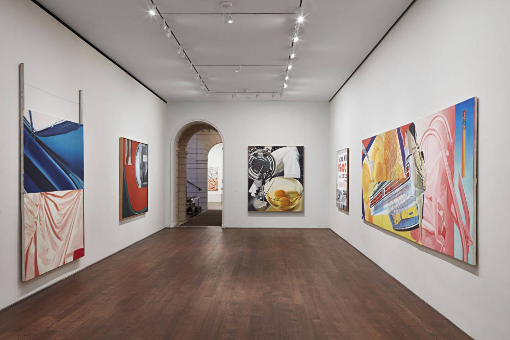Acquavella Galleries James Rosenquist 1