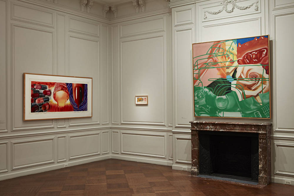 Acquavella Galleries James Rosenquist 7