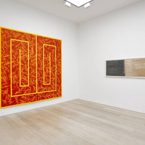 Richard Long: The Tide is High @Alan Cristea Gallery, London  - GalleriesNow.net