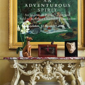 An Adventurous Spirit: An Important Private Collection to be Sold to Benefit a Charitable Foundation @Christie's London, King Street, London  - GalleriesNow.net