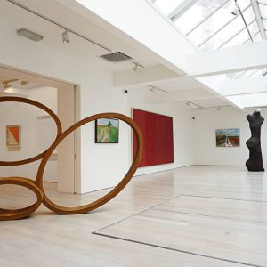 50 Years, 50 Artists @Annely Juda Fine Art, London  - GalleriesNow.net